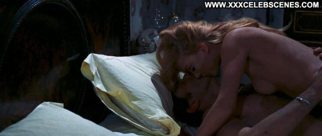 Barbara Bouchet Alla Ricerca Del Piacere Bed Breasts Babe Posing Hot