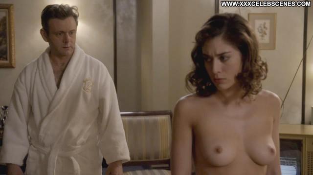 Lizzy Caplan Masters Of Sex Big Tits Beautiful Posing Hot Nice Nude