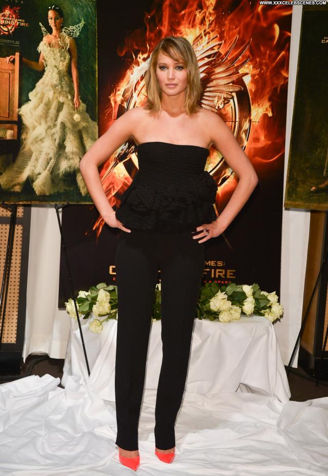 Jennifer Lawrence Cannes Film Festival Pretty Cute Sensual Celebrity