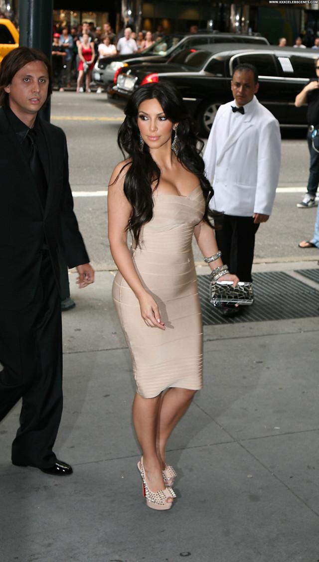 Kim Kardashian Beautiful Wedding Posing Hot Nyc Celebrity Babe Nude