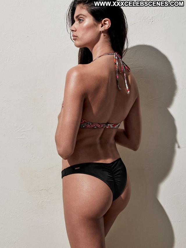 Sara Sampaio No Source Lingerie Beautiful Babe Celebrity Posing Hot