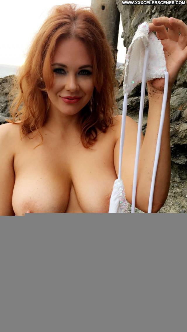 Maitland Ward Topless Photoshoot Posing Hot Beautiful Topless