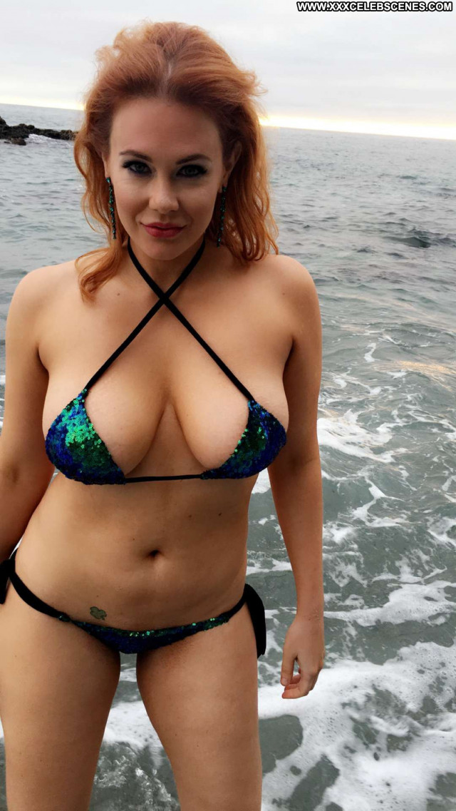 Maitland Ward Topless Photoshoot Beautiful Celebrity Babe Candids
