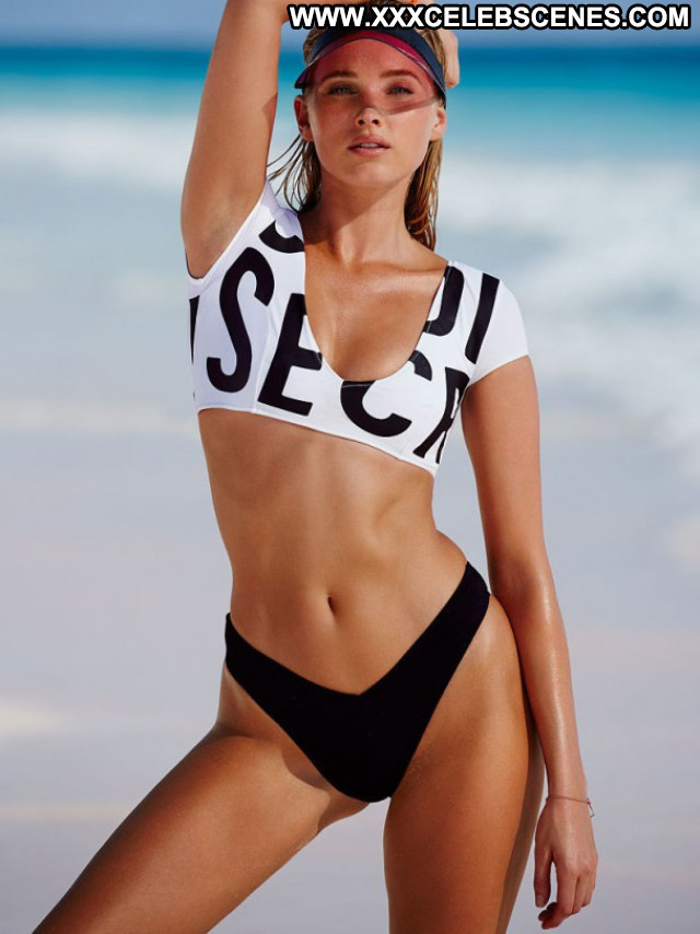 Elsa Hosk No Source Lingerie Bikini Photoshoot Celebrity Posing Hot