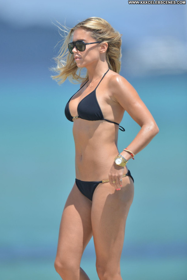 Sylvie Meis No Source  Bikini Celebrity Babe Candids Beautiful Sexy