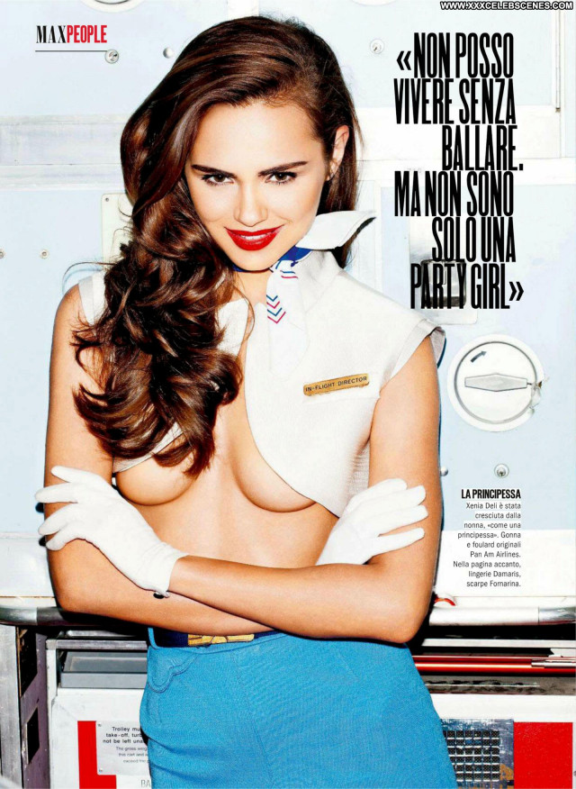 Xenia Deli No Source  Babe Posing Hot Celebrity Beautiful