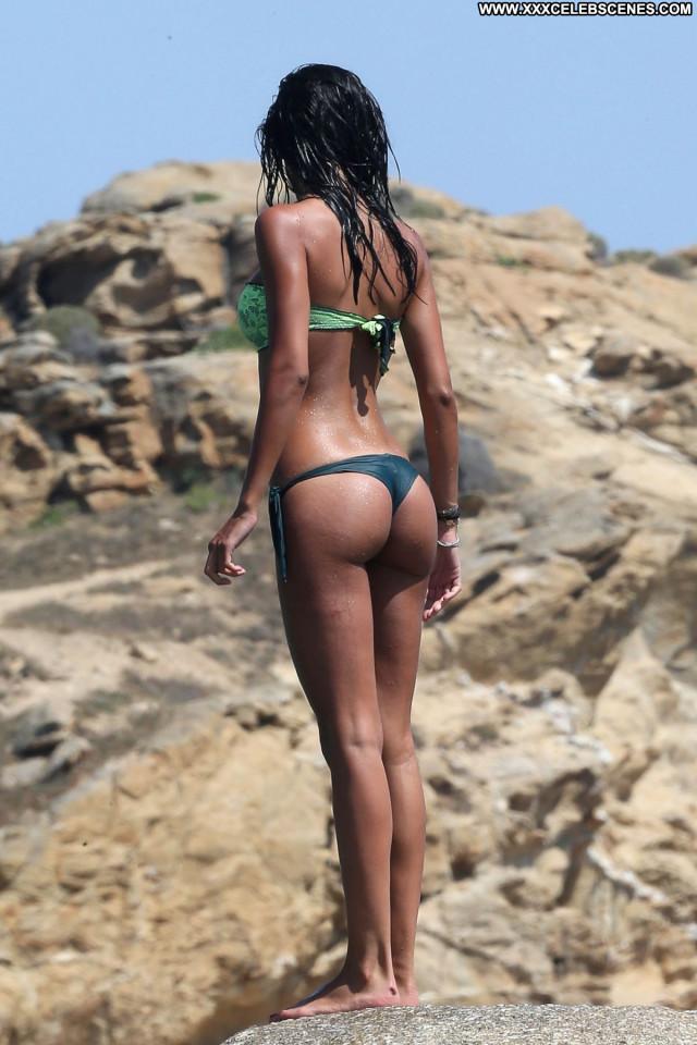 Federica Nargi The Beach Candids Beautiful Sexy Beach Posing Hot