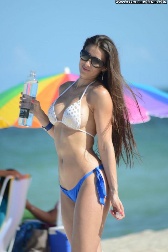 Anais Zanotti No Source  Celebrity Posing Hot Candids Bikini