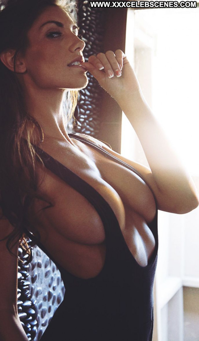 August Ames No Source  Babe Pornstar Celebrity Beautiful Posing Hot