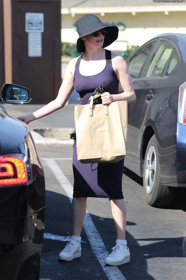 Rose Mcgowan Babe Braless Celebrity American Shopping Beautiful