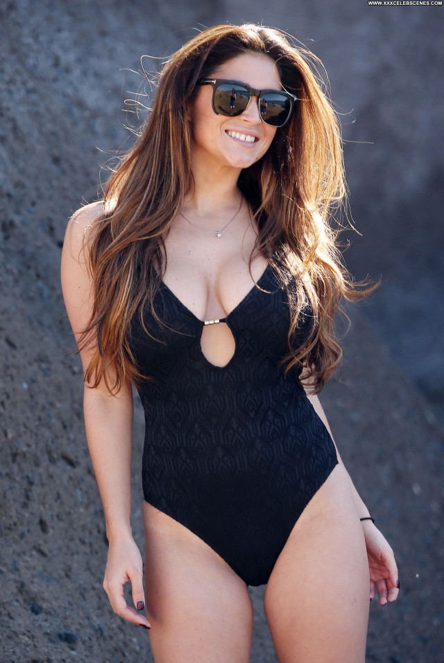 Casey Batchelor No Source Beautiful Celebrity Babe Model Swimsuit