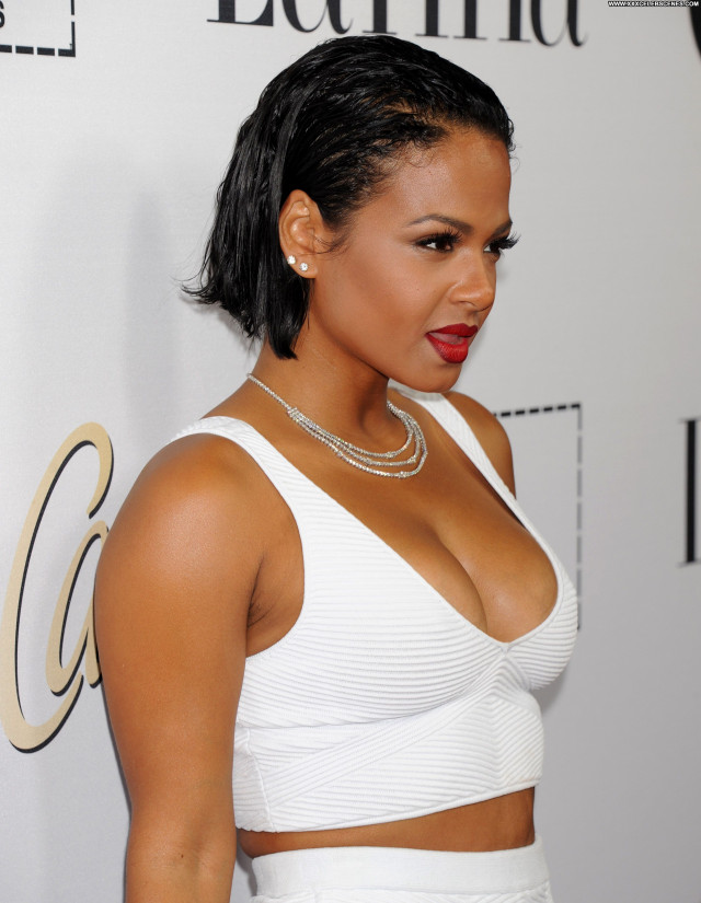 Christina Milian No Source Babe Cleavage Singer Hot Posing Hot Latina