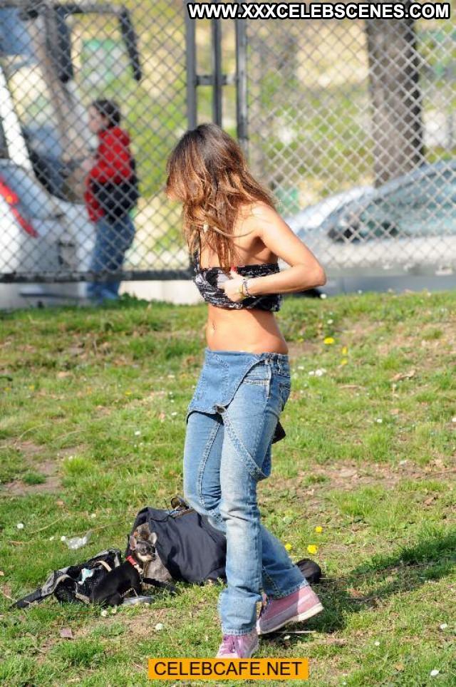 Rosy Dilettuso No Source Beautiful Babe Posing Hot Tits Nude Public