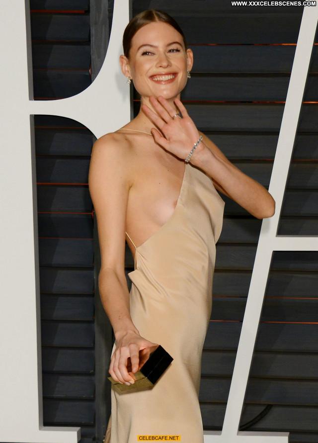Behati Prinsloo Beverly Hills Tits Celebrity Babe Posing Hot