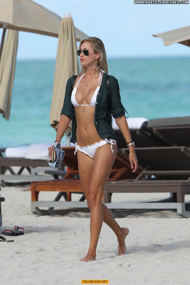 Lauren Stoner Miami Beach Babe Beautiful Bikini Beach Celebrity