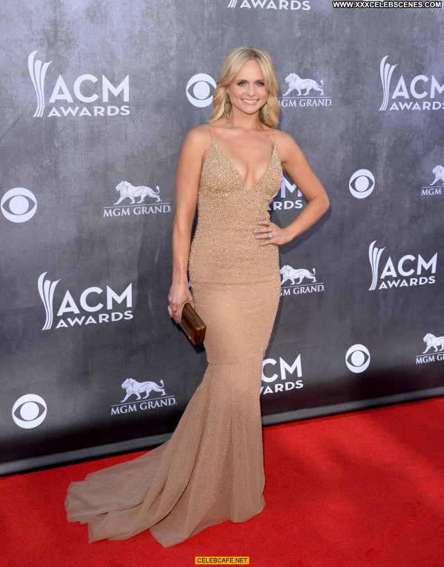 Miranda Lambert Las Vegas Beautiful Awards Celebrity Nice Babe