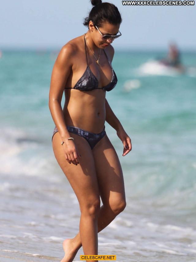 Julissa Bermudez The Beach Babe Beautiful Celebrity Beach Posing Hot