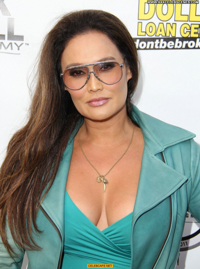 Tia Carrere Gutshot Straight Posing Hot Cleavage Sexy Beautiful
