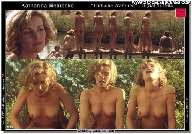 Katharina Meinecke Todliche Wahrheit Beautiful Sex Scene Posing Hot