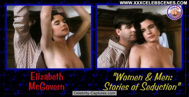 Elizabeth Mcgovern Images Seduction Beautiful Sex Scene Celebrity