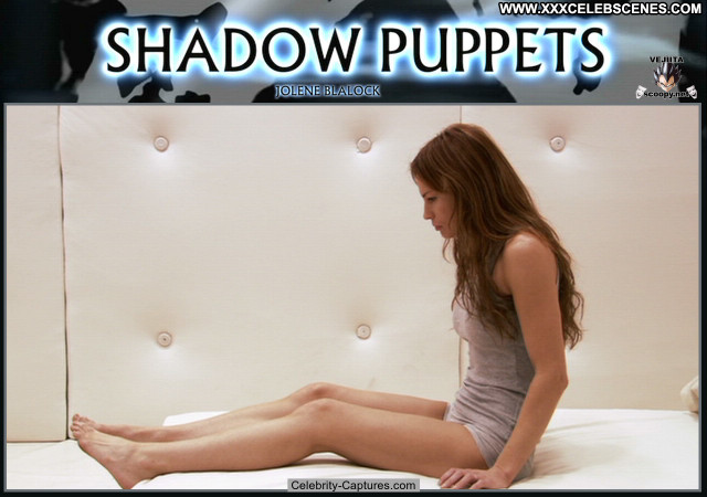 Jolene Blalock Shadow Puppets  Sex Babe Celebrity Sexy Posing Hot Sex