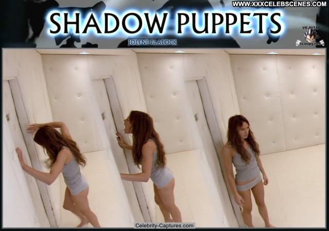 Jolene Blalock Shadow Puppets Beautiful Posing Hot Babe Sex Sex Scene