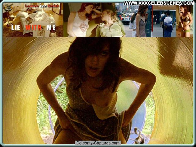 Lauren Lee Smith Lie With Me Posing Hot Celebrity Sex Scene Beautiful