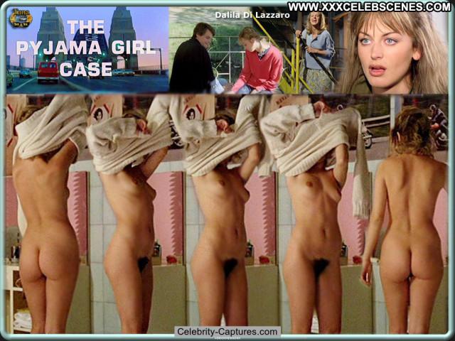 Dalila Di Lazzaro The Pyjama Girl Case Babe Sex Scene Celebrity