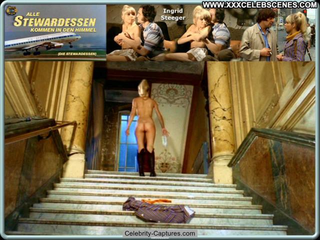 Ingrid Steeger Images Sex Scene Posing Hot Babe Celebrity Beautiful