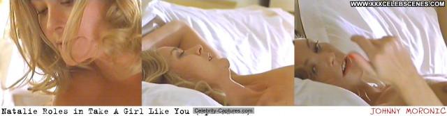 Natalie Roles Take A Girl Like You Celebrity Sex Scene Posing Hot