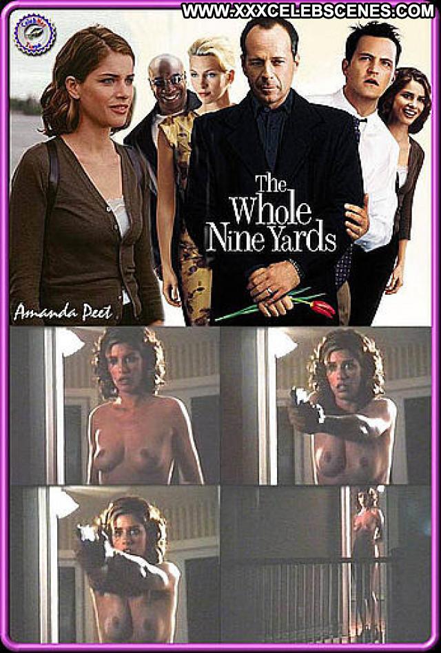 Amanda Peet Togetherness Celebrity Tits Nude Posing Hot Beautiful Sex