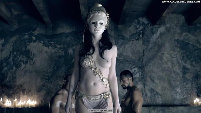 Erin Cummings Spartacus War Of The Damned Celebrity Spa Sex Sex Scene