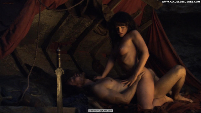 Erin Cummings Spartacus War Of The Damned Sex Scene Spa Posing Hot