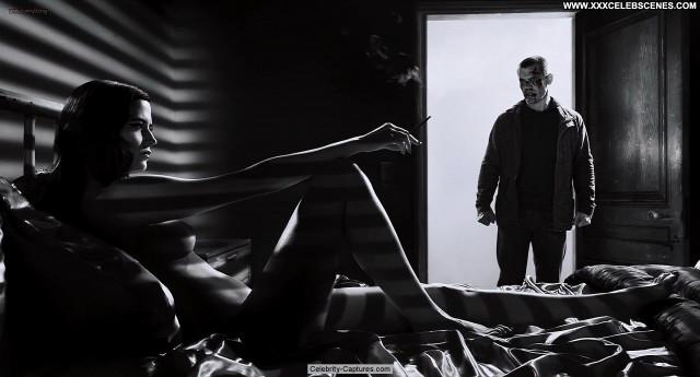 Eva Green Sin City Beautiful Celebrity Babe Posing Hot Sex Scene