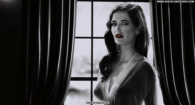 Eva Green Sin City Celebrity Posing Hot Babe Beautiful Sex Scene