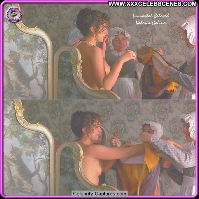 Valeria Golino Love Sex Scene Celebrity Posing Hot Babe Beautiful