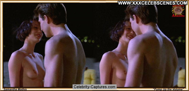 Samantha Mathis Pump Up The Volume Beautiful Toples Celebrity Topless
