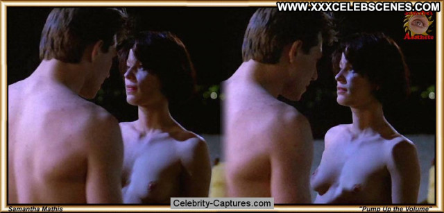Samantha Mathis Pump Up The Volume  Babe Topless Celebrity Toples