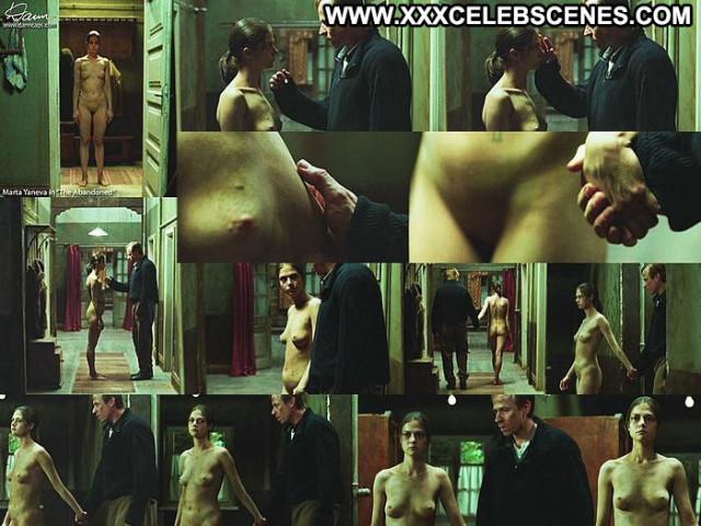 Marta Yaneva The Abandoned Posing Hot Beautiful Babe Sex Scene Nude