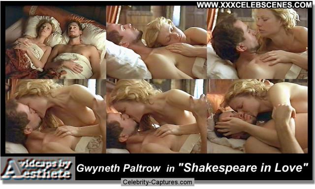 Gwyneth Paltrow Shakespeare In Love Posing Hot Sex Scene Celebrity