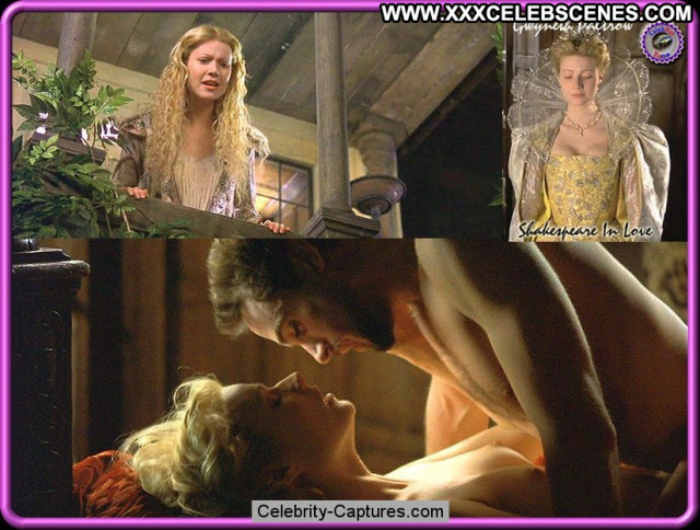 Gwyneth Paltrow Shakespeare In Love Sex Scene Posing Hot Beautiful