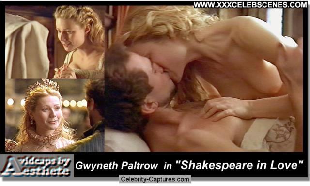 Gwyneth Paltrow Shakespeare In Love Celebrity Naked Scene Babe Sex
