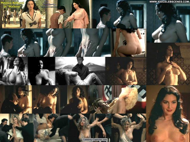 Monica Bellucci Malena Nude Celebrity Beautiful Posing Hot Sex Scene