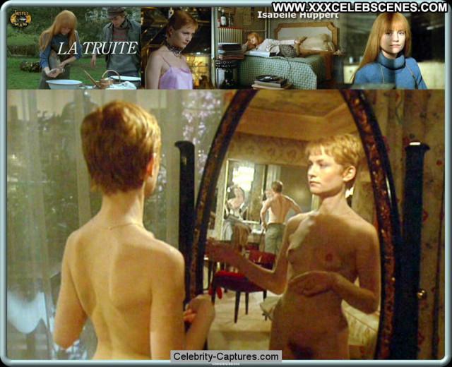 Isabelle Huppert La Truite Posing Hot Hairy Babe Beautiful Celebrity