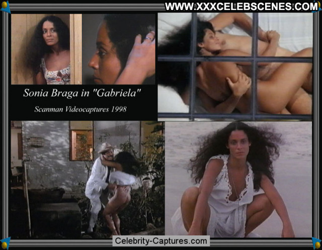 Sonia Braga Images Nude Celebrity Full Frontal Bra Sex Scene