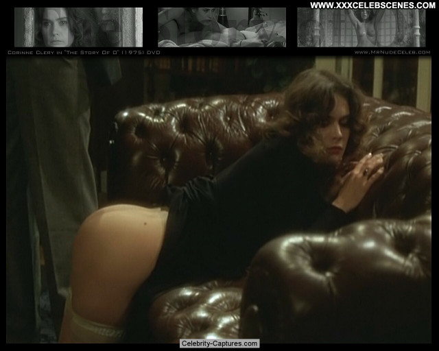 Corinne Clery The Story Of O Celebrity Posing Hot Babe Beautiful Sex