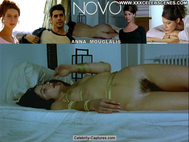 Anna Mouglalis Novo Nude Sex Scene Beautiful Celebrity Bdsm Posing