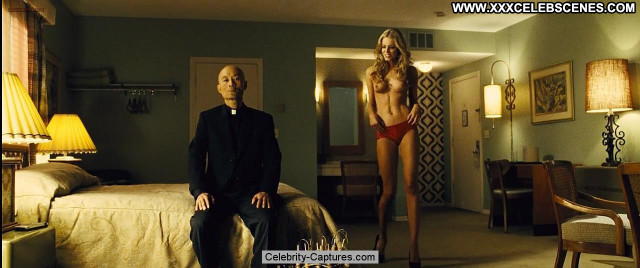 Christine Marzano Seven Psychopaths Sex Scene Toples Topless