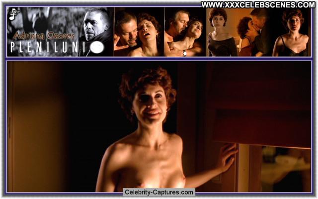 Adriana Ozores Plenilunio  Boobs Beautiful Celebrity Nude Big Tits