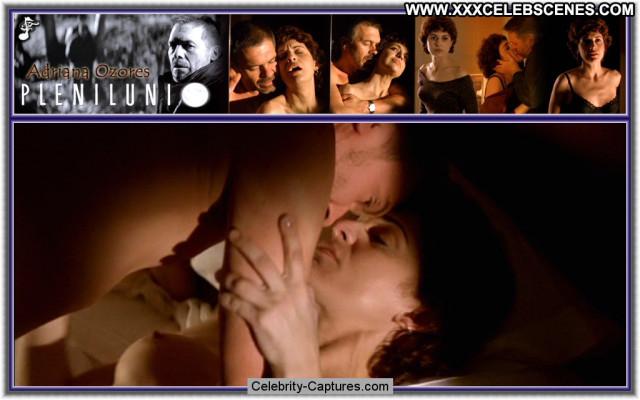 Adriana Ozores Plenilunio Boobs Sex Scene Babe Celebrity Beautiful